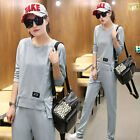 2016 new fashion female outdoor sports wear spring clothes they sweat suit sets