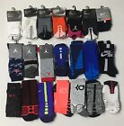 Nike Elite Cushioned Elite Versatility Hyper Elite SB Jordan Jumpman Mens Socks