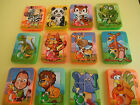 MINI CUTE ANIMAL SLIDE PUZZLE Asstd designs/colours Great Party Bag Fillers