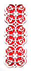Decorative Mary Border Die Cuts -4 Inserts/4 Borders. Sb. Any Colour/Card!