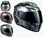 CASCO MOTO INTEGRALE AGV STEALTH ARABESQUE NERO MOTORICAMBIPIEMME