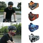 face masks for pollution - Anti-pollution Respirator Mouth Muffle Face Mask with Filter for Bike Cycling