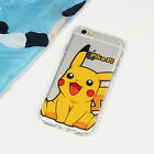 New Anime Pokemon Pikachu Air Cushion Phone Case Cover For iPhone 5/5S 6 6S Plus