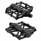 2x Bicycle Mountain MTB BMX Bike Cycling Bearing Alloy Flat-Platform Pedals 9/16 <br/> New Design Arrive*9/16&quot; Pedals*UK STOCK*5 Colors
