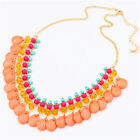 Newly Bead Collare Necklace Pendant Choker Colar For Womans Jewelry Accessory