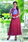 Designer Embroidery Kurti for Partywear with Goergette fabric S047