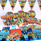 Despicable ME2 Minions Theme Kid Birthday Party Supply Set Tableware Decoration