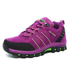 GOMNEAR women trail trekking hiking boot athletic walking non slip outdoor shoes