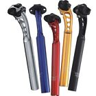 New MICHE SUPER TYPE Bike Bicycle Seatpost 27.2mm Black Silver Red Gold Blue