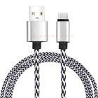 USB 3.1 Type-C Fast Data Sync Charger Charging Cable For Samsumg Note7 HTC