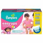 Pampers Easy Ups Trainers Training Pants for Girls PICK SIZE