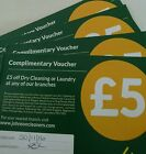 johnsons dry cleaners prices