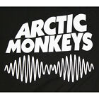 ARCTIC MONKEYS Rock Band Men's T- Shirt Black