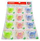 12-60 Wholesale Job Lot Baby Dummies 0m+ for Girls, Boys Mixed Colours