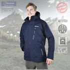 Berghaus Mens Ruction Waterproof Breathable Hooded Jacket - Dusk Blue