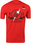 UFC Reebok Pride Banners T-Shirt (Red)
