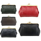Women's Genuine Leather Wallet Long Clutch Purse Coin Holder Case Handbag Mini