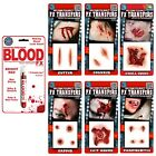 Tinsley Transfers 3D Scars Wounds Hollywood Film Quality Halloween FX Make Up