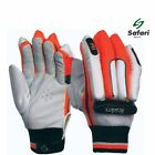 Readers R1 Batting Gloves - Protection, Leather, Left, Right, Pair, Safari, Bat