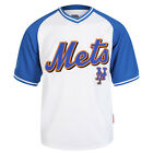 Stitches MLB New York Mets V-Neck Jersey on Ebay