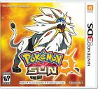 Pokemon Sun, Pokemon Moon, or COMBO both - Nintendo 3DS Brand New! Free Shipping