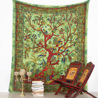 Queen Indian Decor Tree Tapestry Wall Hanging Hippie Throw Bedspread-Bohemian