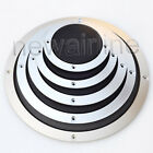 """2""""/3""""/4""""/5""""/6.5""""/8""""/10"""" inch Speaker Cover Decorative Circle Metal Mesh Grille"""