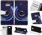 Hawkeye Luxury Flip Wallet Card Leather Case Cover For LG Series LS770 G4 SF