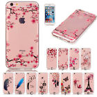 Fashion Clear Ultrathin Soft Silicone TPU Rubber Back Case For iPhone & Samsung