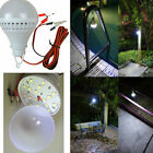 E27 LED Bulbs Emergency DC 12V Solar Home Camping Hunting Outdoor Light Lamp New