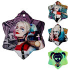 Suicide Squad Margot Robbie Harley Quinn Christmas Tree Ornament
