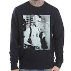 TAXI DRIVER ROBERT DE NIRO movie star cele Black Heavy Blend Crewneck Sweatshirt