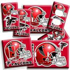 ATLANTA FALCONS FOOTBALL TEAM LIGHT SWITCH OUTLET WALL PLATE COVER BOYS BEDROOM $9.99 USD on eBay