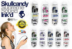 Skullcandy Ink'd 2 Inkd 2.0 Equipped Supreme Sound Earbuds Headphones With Mic