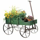 Amish Wagon Decorative Garden Planter, by Collections Etc