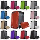 For HTC Desire 530 Combat Metal Brushed Design Hybrid Cover Case