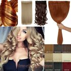 Cheap Price Real Thick Natural Clip In Hair Extensions CUrly Straight Wavy Hair