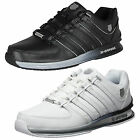 K-Swiss Rinzler SP Fade Mens Low Top Trainers Limited Edition Retro Leather Shoe
