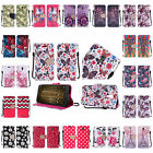 For Alcatel Fierce 4 Allura Pop 4 Plus 5056 Design Leather Wallet Cover Case
