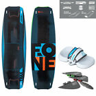 Kiteboarding F-ONE Trax HRD Carbon Kitesurfing Twintip Complete Board Brand NEW