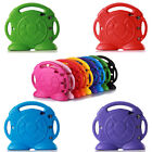 New Colorful Kids EVA Shockproof Handled Case Cover For iPad 2 3 4 5 6 Air Mini