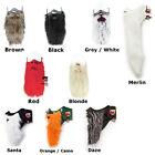 Beard Face Mask Neoprene Bearded Ski Mask Beardski Biker Beard Brown Black Grey