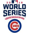 1 World Series Ticket: Cleveland Indians at Chicago Cubs -- Game 4 (Oct. 29)