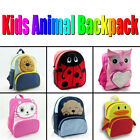 Cute Child Kids Boy Girl's Animal School Backpack Trolley Bag