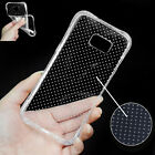 Ultra thin Transparent Clear Soft TPU Silicone Case Gel Skin Cover For Samsung