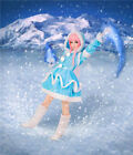 LOL Frostfire Annie Cosplay Costumes Full Set Custom Made Any size