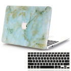 2in1 Marble Hard Case Cover Keyboard Skin for Macbook Air Pro 11 13''  & Retina