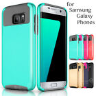 Shockproof Slim Hard Hybrid Silicone Case Cover for Samsung Galaxy S7/S7 edge