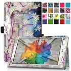 """PU Leather Case Cover For 8"""" LG G Pad X 8.0 / G Pad 3 III V521 / V520 Tablet"""