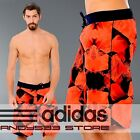 adidas Mens Shorts Swim Board Bermuda Performance Graphic Surf Trunk Bottom L XL
